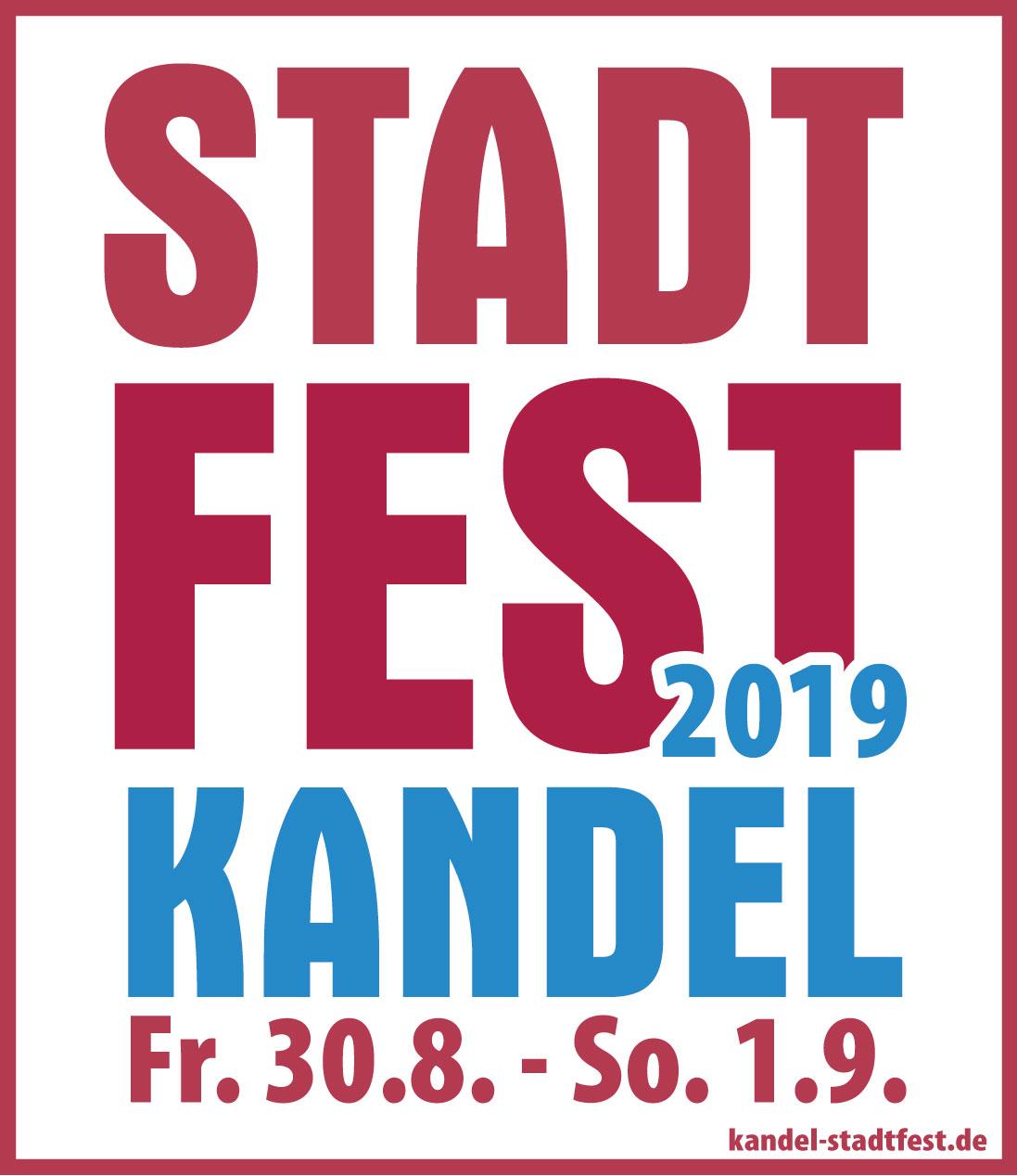 Stadtfest Kandel 2019